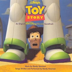 Toy story : an original Walt Disney Records soundtrack / songs written and performed by Randy Newman.