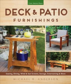 Deck & Patio Furnishings : Seating, Dining, Wind & Sun Screens, Storage, Entertaining & More