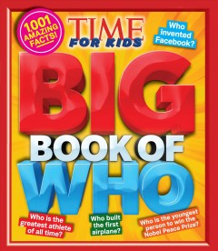 Big book of who /  writer, Vickie An. - writer, Vickie An.