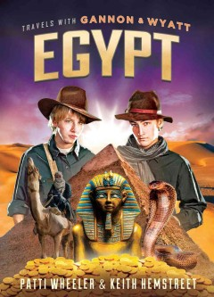 Travels with Gannon & Wyatt. Egypt - Patti Wheeler & Keith Hemstreet.