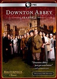 Downton Abbey Season 2, disc 2