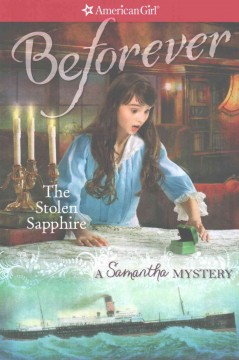 The stolen sapphire /  by Sarah Masters Buckey. - by Sarah Masters Buckey.