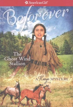 The Ghost Wind Stallion /  by Emma Carlson Berne. - by Emma Carlson Berne.