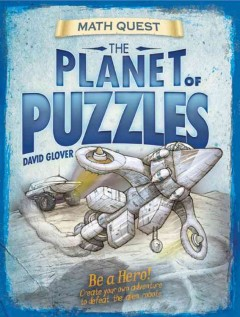 The planet of puzzles - David Glover.