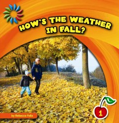 How's the weather in fall? - Rebecca Felix