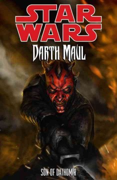 Star Wars : Darth Maul, Son of Dathomir - adaptation, Jeremy Barlow ; pencils, Juan Frigeri ; inks, Mauro Vargas ; colors, Wes Dzioba ; lettering, Michael Heisler ; cover art, Chris Scalf.