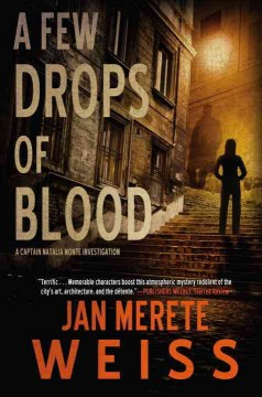 A few drops of blood - Jan Merete Weiss.