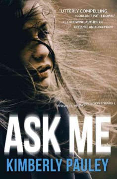 Ask me - Kimberly Pauley.