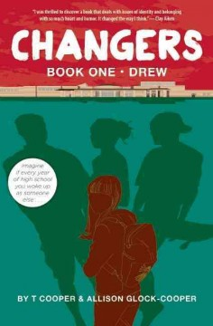 Changers book 1 : Drew - by T. Cooper and Allison Glock-Cooper.