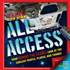All access : your behind-the-scenes look at the coolest people, places and things! - writer, Vickie An.