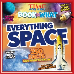 Everything space /  writer, Catherine Nichols ; illustrator, Chris Reed. - writer, Catherine Nichols ; illustrator, Chris Reed.