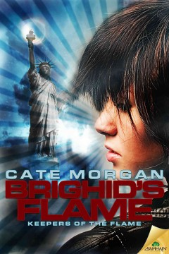 Brighid's flame /  Cate Morgan. - Cate Morgan.