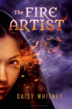 The fire artist - Daisy Whitney.
