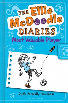 Most valuable player - written and illustrated by Ruth McNally Barshaw.
