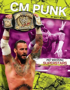 CM Punk /  by Matt Scheff. - by Matt Scheff.