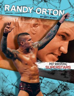 Randy Orton /  by Matt Scheff. - by Matt Scheff.