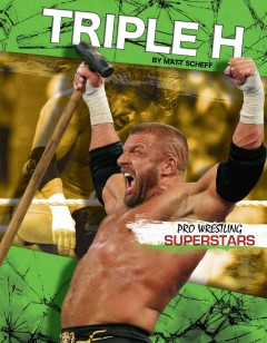 Triple H /  by Matt Scheff. - by Matt Scheff.