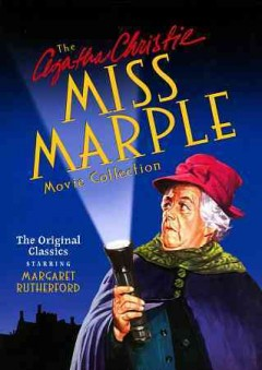 The Agatha Christie Miss Marple movie collection [4-disc set].