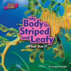 My body is striped and leafy /  by Jessica Rudolph. - by Jessica Rudolph.