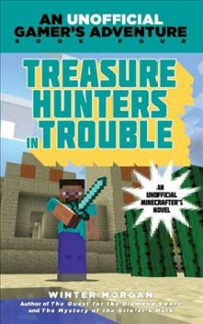 Treasure hunters in trouble : an unofficial gamer's adventure / Winter Morgan. - Winter Morgan.