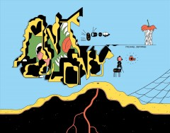 Ant colony - Michael DeForge.