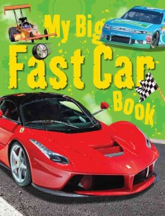 My big fast car book - by Ticktock.