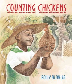 Counting chickens - Polly Alakija.