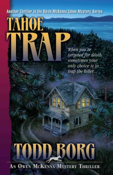 Tahoe trap / by Todd Borg.
