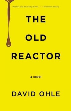 The old reactor : a novel - by David Ohle.