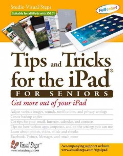 Tips and tricks for the iPad for seniors.