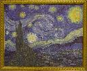 The starry night /Vincent van Gogh. - Gogh, Vincent van, 1853-1890.