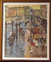 The Grand Canal /Maurice Brazil Prendergast. - Prendergast, Maurice Brazil.