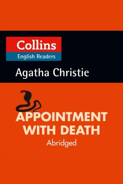 Appointment with death /  Agatha Christie. - Agatha Christie.