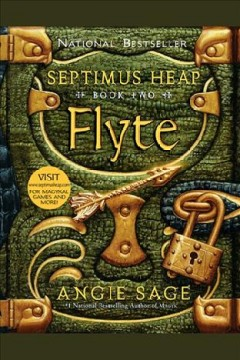 Flyte /  Angie Sage. - Angie Sage.