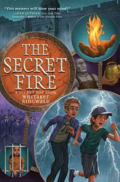 The secret fire /  Whitaker Ringwald. - Whitaker Ringwald.