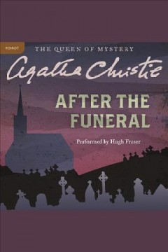 After the funeral /  Agatha Christie.