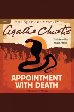 Appointment with death : a Hercule Poirot mystery / Agatha Christie.