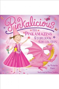 The pinkamazing storybook collection.