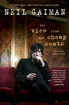 The View From The Cheap Seats / Neil Gaiman
