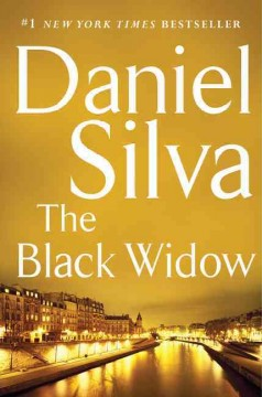 The Black Widow / Daniel Silva - Daniel Silva