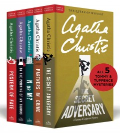 The complete Tommy & Tuppence collection /  Agatha Christie.
