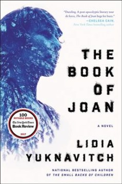 The book of Joan : a novel / Lidia Yuknavitch.