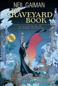 The graveyard book /  based on the novel by Neil Gaiman ; adapted by P. Craig Russell ; illustrated by P. Craig Russell, Stephen B. Scott, Kevin Nowlan, Galen Showman, Tony Harris, Jill Thompson, David Lafuente, Scott Hampton ; colorist, Lovern Kindzierski ; letterer, Rick Parker. - based on the novel by Neil Gaiman ; adapted by P. Craig Russell ; illustrated by P. Craig Russell, Stephen B. Scott, Kevin Nowlan, Galen Showman, Tony Harris, Jill Thompson, David Lafuente, Scott Hampton ; colorist, Lovern Kindzierski ; letterer, Rick Parker.