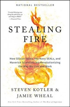 Stealing fire : how Silicon Valley, the Navy SEALS, and maverick scientists are revolutionizing the way we live and work / Steven Kotler & Jamie Wheal. - Steven Kotler & Jamie Wheal.
