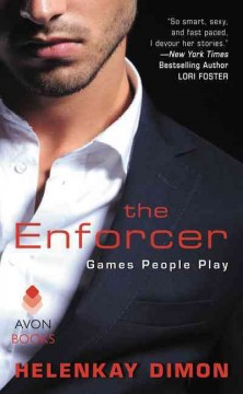 The enforcer /  HelenKay Dimon.