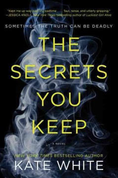 The secrets you keep : a novel / Kate White. - Kate White.