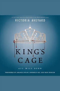 King's cage /  Victoria Aveyard.
