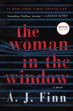 The Woman In The Window / AJ Finn - AJ Finn
