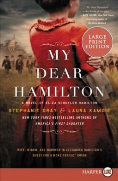 My dear Hamilton : a novel of Eliza Schuyler Hamilton / Stephanie Dray & Laura Kamoie. - Stephanie Dray & Laura Kamoie.