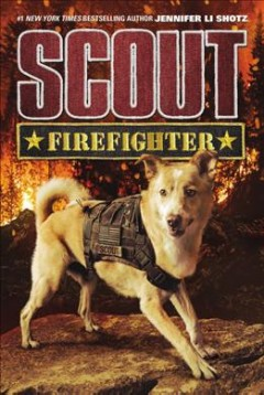 Scout : Firefighter / Jennifer Li Shotz. - Jennifer Li Shotz.